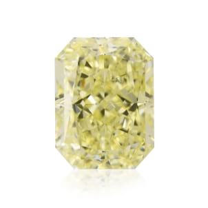 Камень без оправы, бриллиант Цвет: Желтый, Вес: 3.25 карат