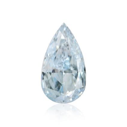 Камень без оправы, бриллиант Цвет: Голубой, Вес: 1.18 карат