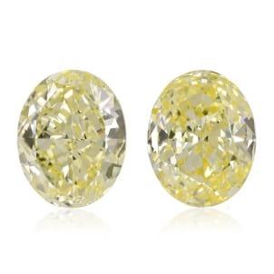 Камень без оправы, бриллиант Цвет: Желтый, Вес: 10.22 карат