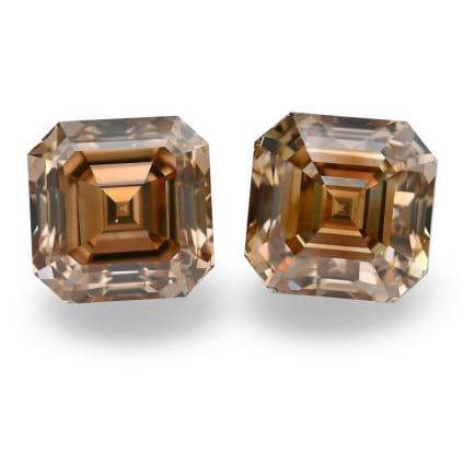 Камень без оправы, бриллиант Цвет: Микс, Вес: 4.32 карат