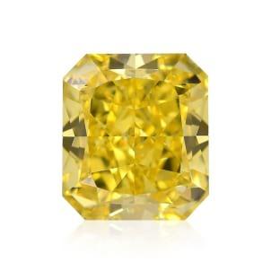 Камень без оправы, бриллиант Цвет: Желтый, Вес: 2.25 карат