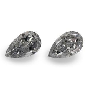 Камень без оправы, бриллиант Цвет: Голубой, Вес: 3.03 карат