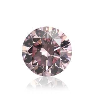 Камень без оправы, бриллиант Цвет: Розовый, Вес: 0.19 карат
