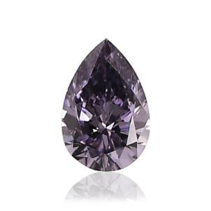 Камень без оправы, бриллиант Цвет: Серый, Вес: 0.11 карат