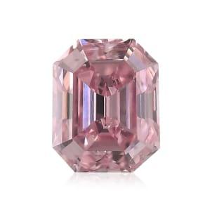 Камень без оправы, бриллиант Цвет: Розовый, Вес: 0.46 карат
