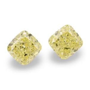 Камень без оправы, бриллиант Цвет: Желтый, Вес: 3.00 карат