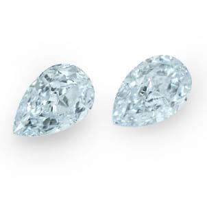 Камень без оправы, бриллиант Цвет: Голубой, Вес: 6.04 карат