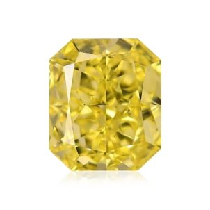 Камень без оправы, бриллиант Цвет: Желтый, Вес: 1.15 карат