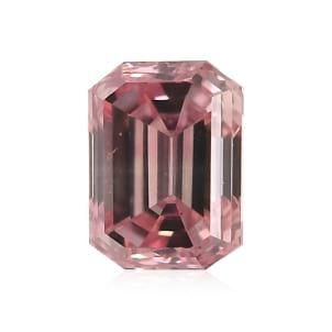 Камень без оправы, бриллиант Цвет: Розовый, Вес: 0.28 карат