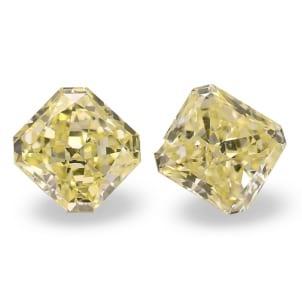 Камень без оправы, бриллиант Цвет: Желтый, Вес: 2.21 карат