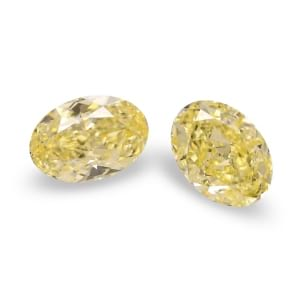 Камень без оправы, бриллиант Цвет: Желтый, Вес: 2.05 карат