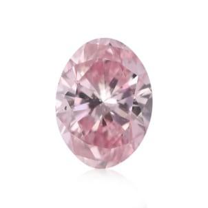 Камень без оправы, бриллиант Цвет: Розовый, Вес: 0.15 карат