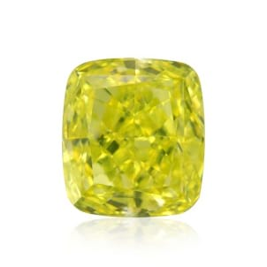 Fancy Vivid Greenish Yellow 1464978