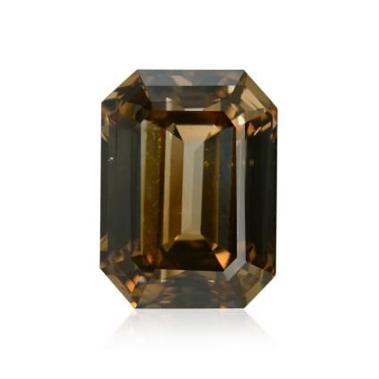 Камень без оправы, бриллиант Цвет: Коричневый, Вес: 1.02 карат