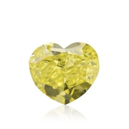 Fancy Intense Yellow 325878