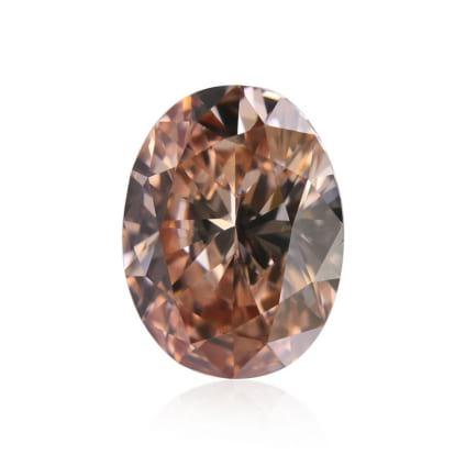 Камень без оправы, бриллиант Цвет: Розовый, Вес: 1.14 карат