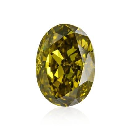 Fancy Deep Brownish Greenish Yellow 538116