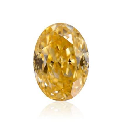 Fancy Intense Yellowish Orange 1813002