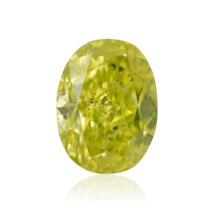 Fancy Intense Greenish Yellow 111192