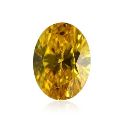 Fancy Vivid Orangy Yellow 1701858