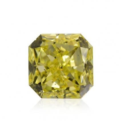 Fancy Intense Yellow 1718742