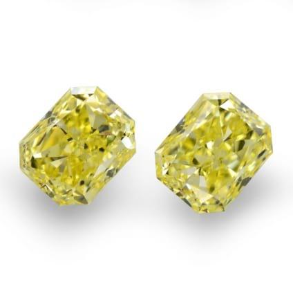 Fancy Intense Yellow 1605630