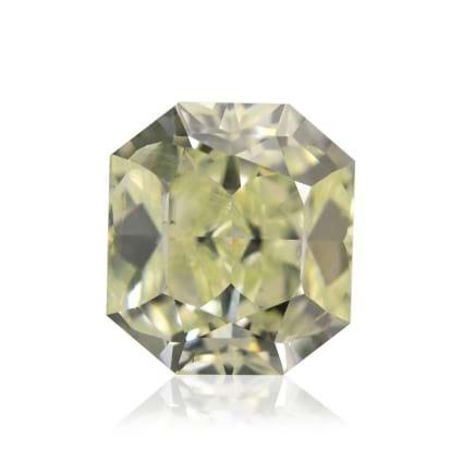 Камень без оправы, бриллиант Цвет: Желтый, Вес: 0.53 карат